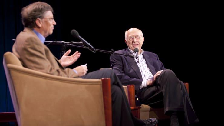 94岁父亲去世 比尔·盖茨发文悼念:他就是我起劲成为的一切