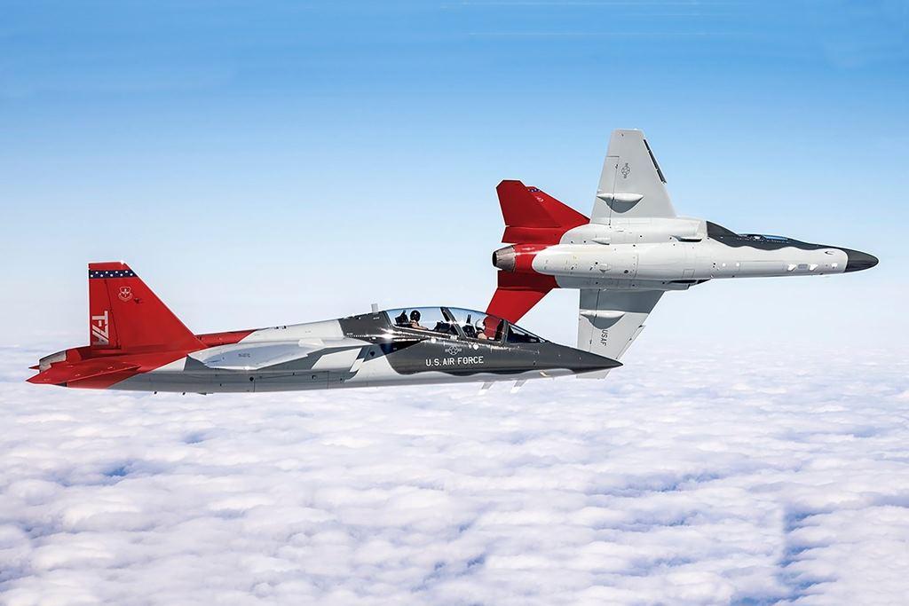 国产教练机还要等好几年 美空军被迫租用韩国教练机