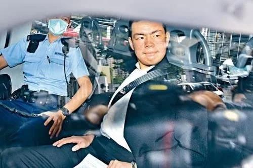 港媒:袭击付国豪的香港男子今日申请保释被拒