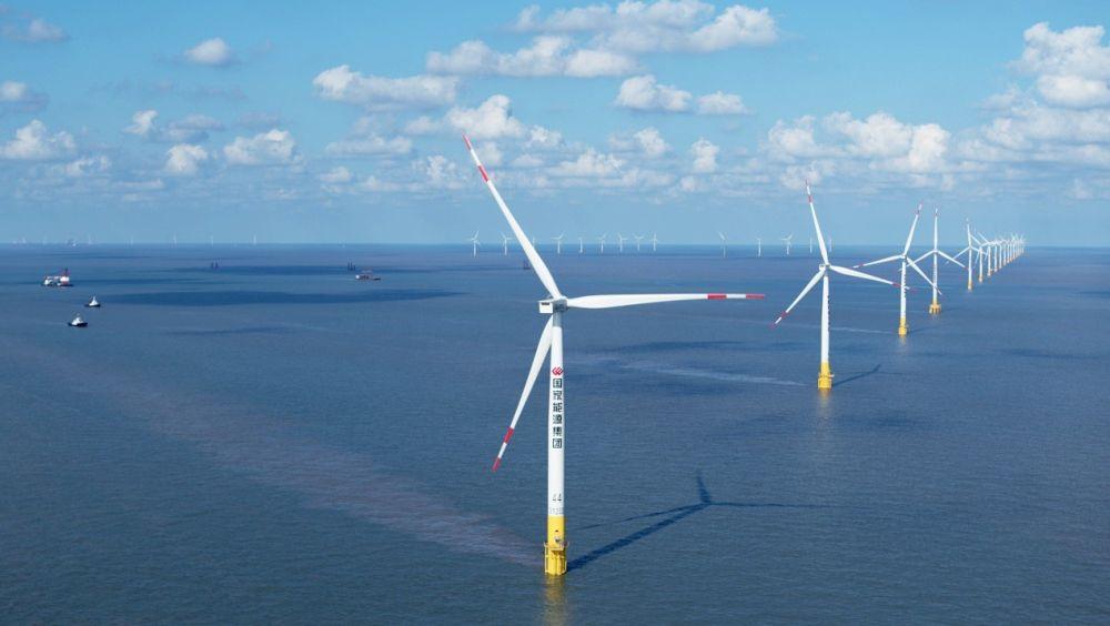 天下首个中外合资海优势电项目落地揭牌