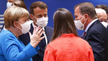 """allbet gaming下载:20年最长欧盟峰会还没完:马克龙砸桌就骂、多国领导人""""情绪发作""""、口罩也不戴了…… 第3张"""