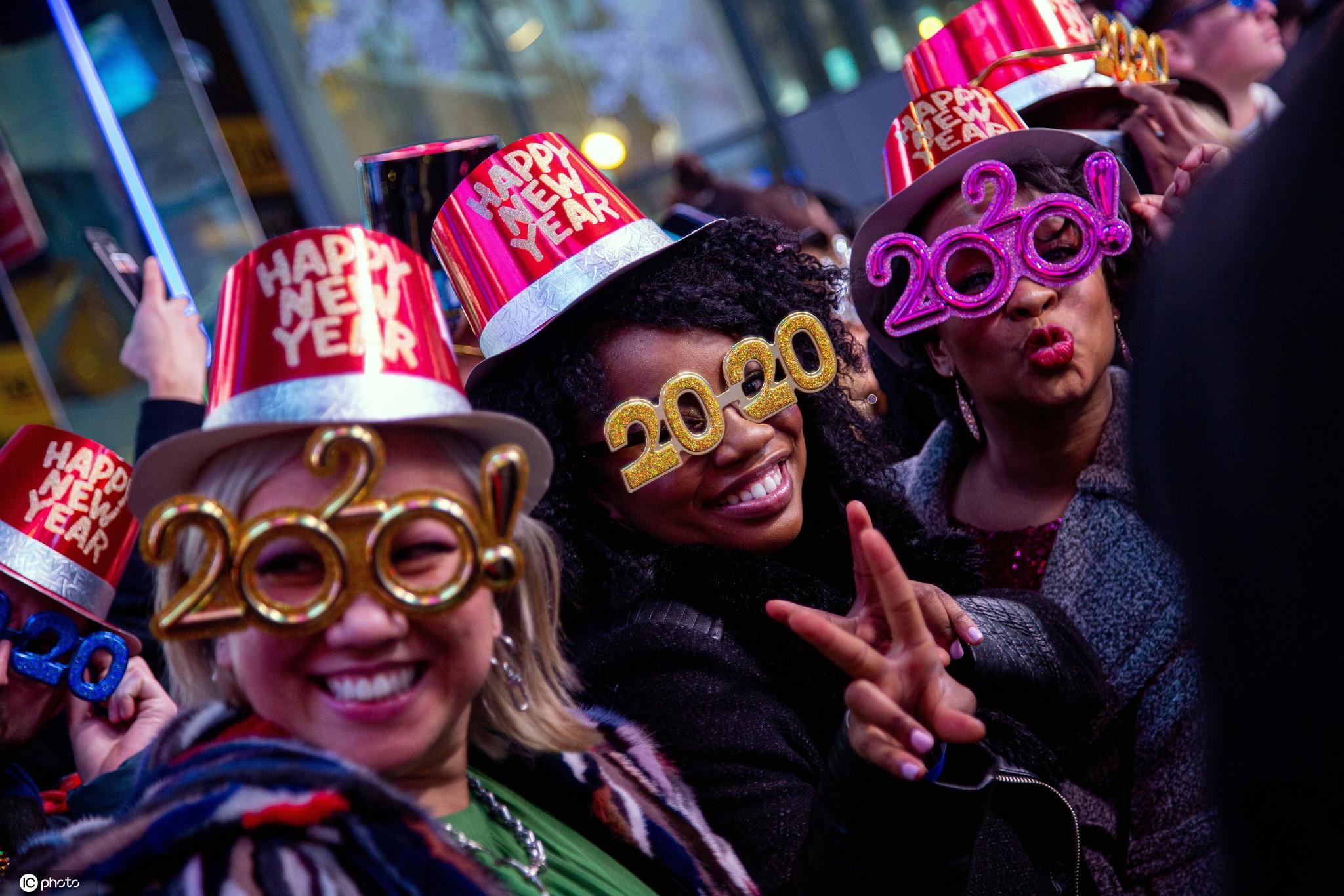 114年首次:美国纽约时代广场跨年流动改线上举行 第5张