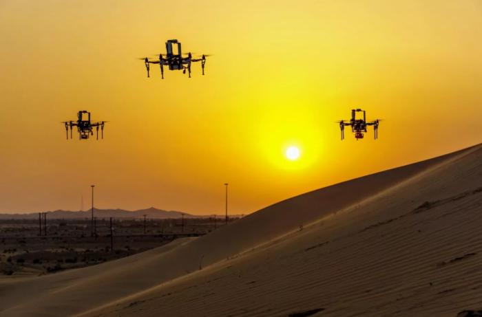 捷克工程师开发出辐射追踪无人机 可追踪有害辐射源