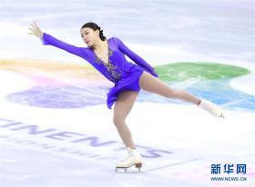四大洲花样滑冰锦标赛:女子单人滑短节目赛况