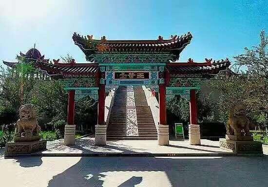 云游中国|走进哈密王景区,感受昔日王宫辉煌