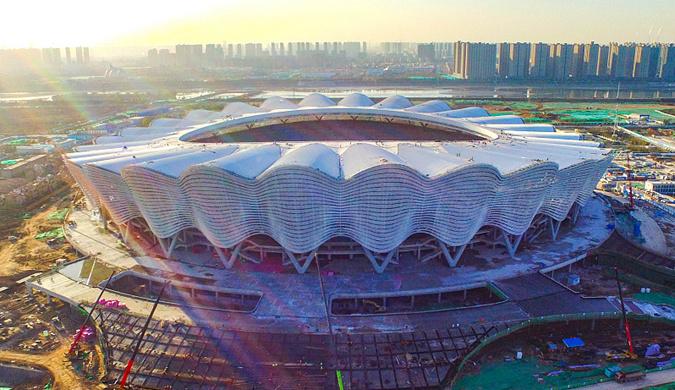 国内首个5G全覆盖智慧体育场馆将建成