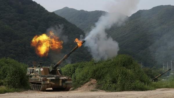 挪威首批韩国K9自行火炮到货?销量世界领先