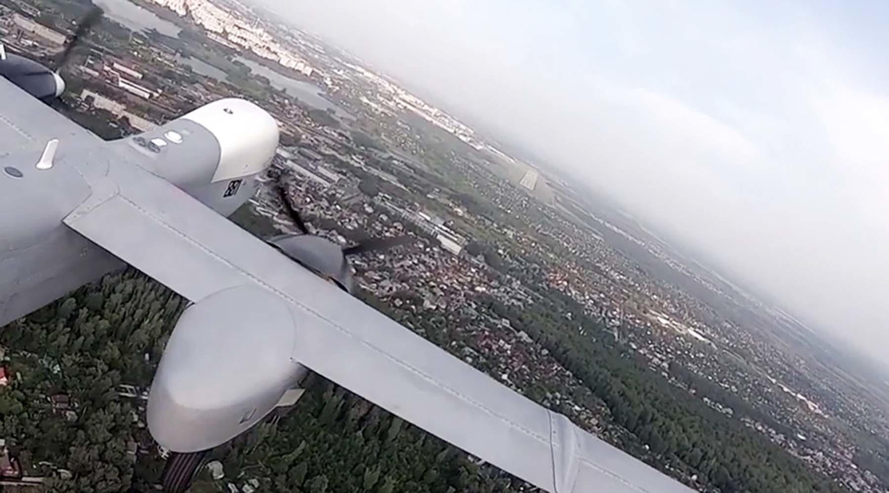 俄专家:俄新款重型无人机将具备察打一体能力