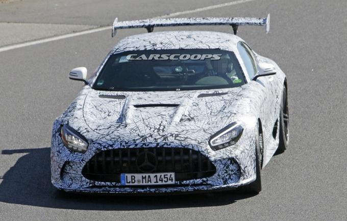 梅赛德斯-AMG GT特别版!本月成都车展即将亮相