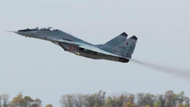 俄罗斯向叙利亚交付新一批米格-29战机