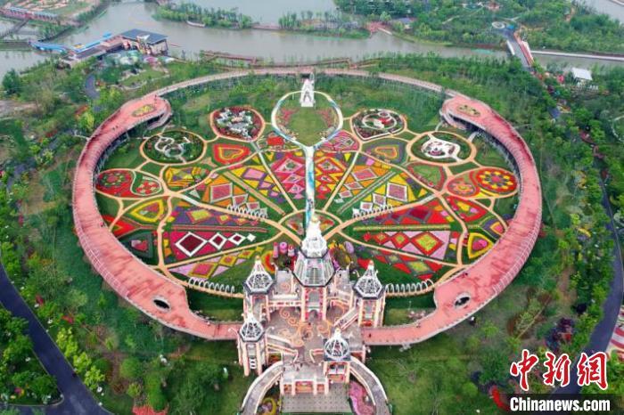 """上海七大郊野公园""""齐发力"""" 欲在沪掀郊野生态游热潮"""