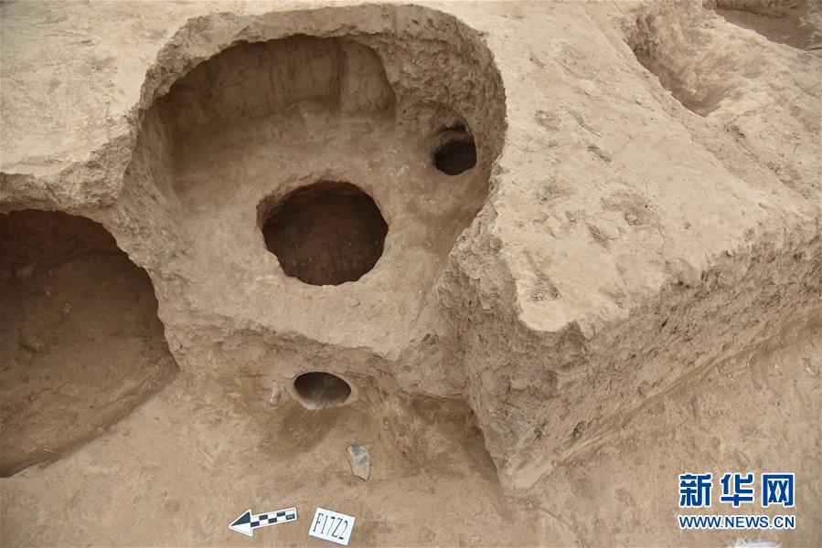 河南发现大型商周遗址 出土甲骨文记载的罕见人祭遗存