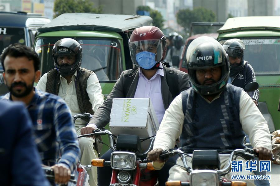 巴基斯坦首次报告新型冠状病毒感染病例
