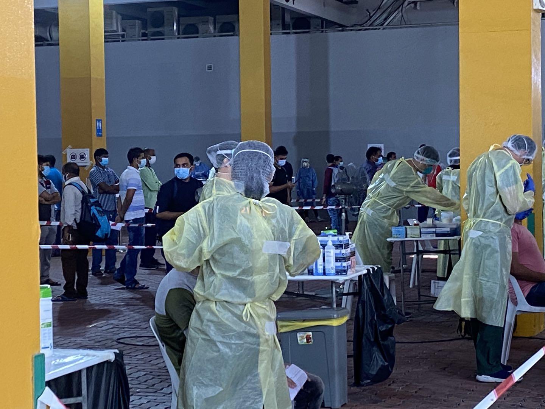 buy apple developer account:新加坡外籍工人宿舍再现新冠肺炎确诊病例 每14天将举行一次病毒检测 第2张