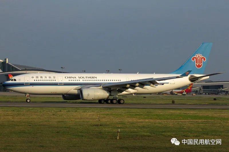 南航阿姆斯特丹至广州航线19日起熔断一周