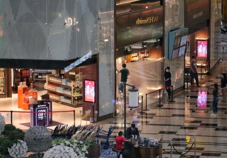 平心在线:新加坡樟宜机场转机游客人数将增添