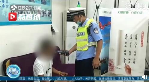 男子二次酒驾被拘刚回家又酒驾 民警:再拘留10天!