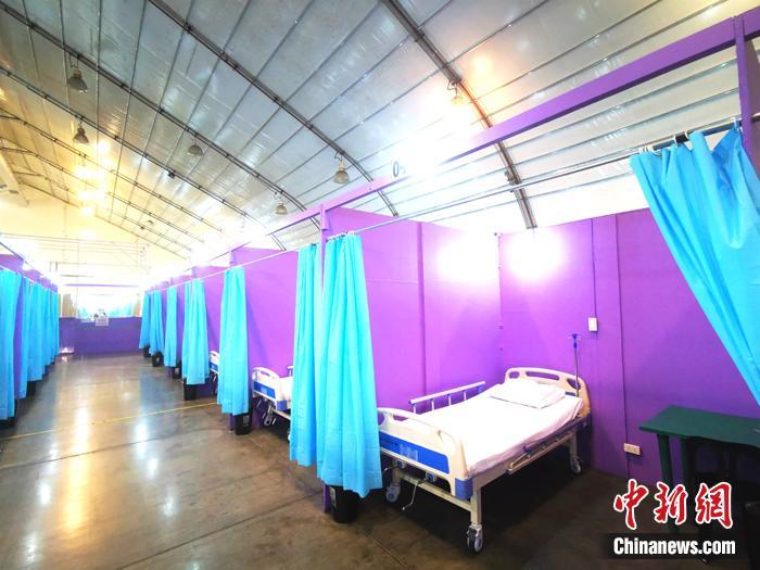 欧博app:菲律宾确诊过5.7万 已备隔离康复病床5.5万 第3张