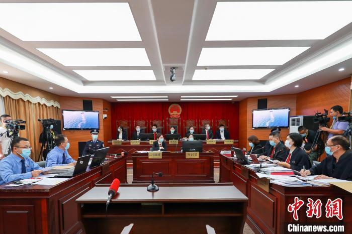 海南首例海洋环保民事公益诉讼案宣判