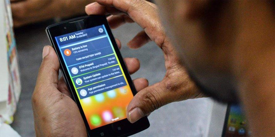 中国智能手机品牌在东非市场中持续保持主导地位,远超其他品牌