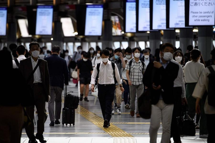 大发体育:日本医院、夜市、剧场接连发生团体熏染 专家谈及缘故原由 第1张