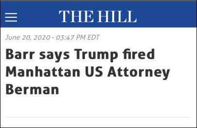 allbet下载:检察官观察特朗普知己遭开除总统利益侵略司法独立 第1张