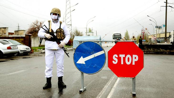吉尔吉斯斯坦总统再次签署有关首都比什凯克进入紧急状态的法律 第1张