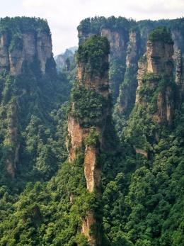 世界自然遗产:武陵源,大自然亿万年塑造的神奇景观