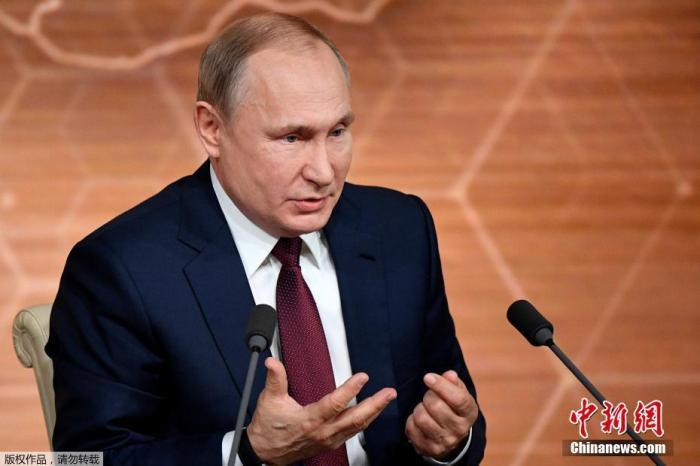 普京:已组建预备队以便向白俄罗斯提供帮助 希望问题和平解决