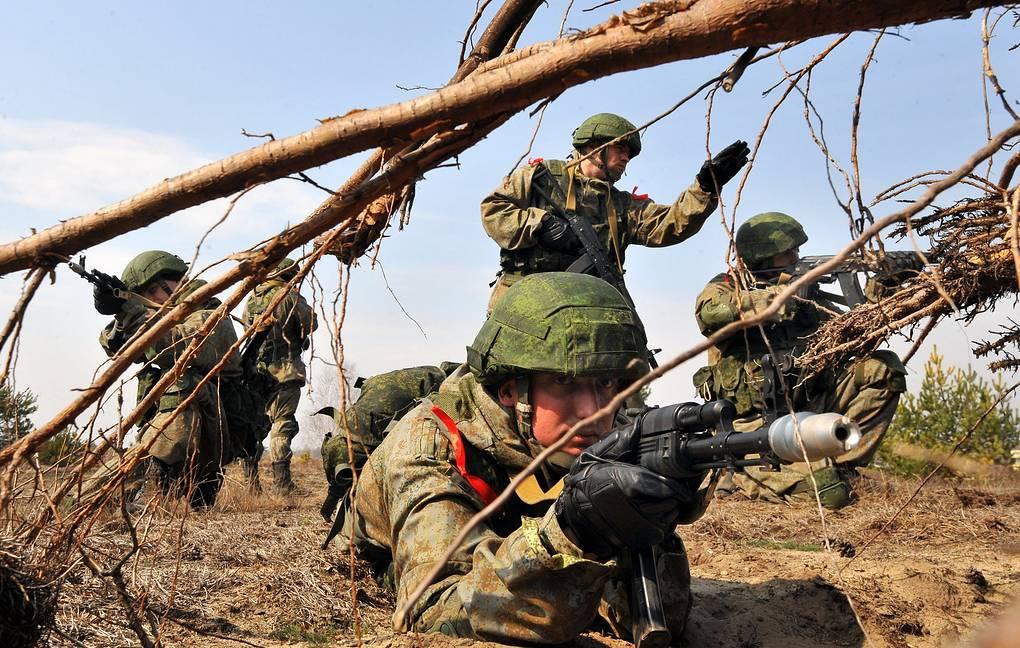 """""""斯拉夫兄弟""""军演第二阶段将举行 俄白两国派出约7000名士兵"""