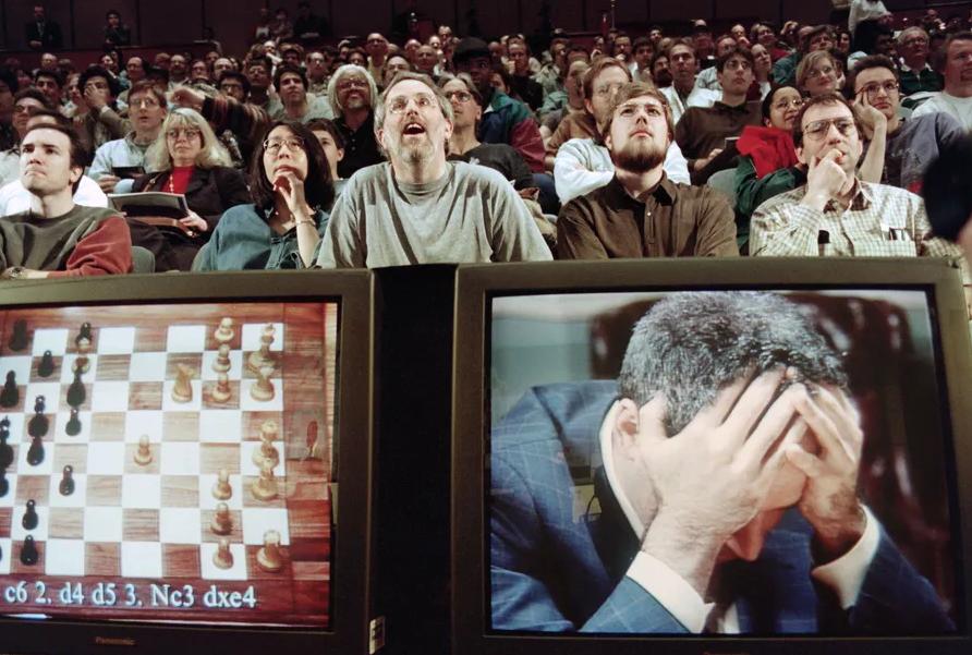 据外媒报道,23年前被电脑打败的