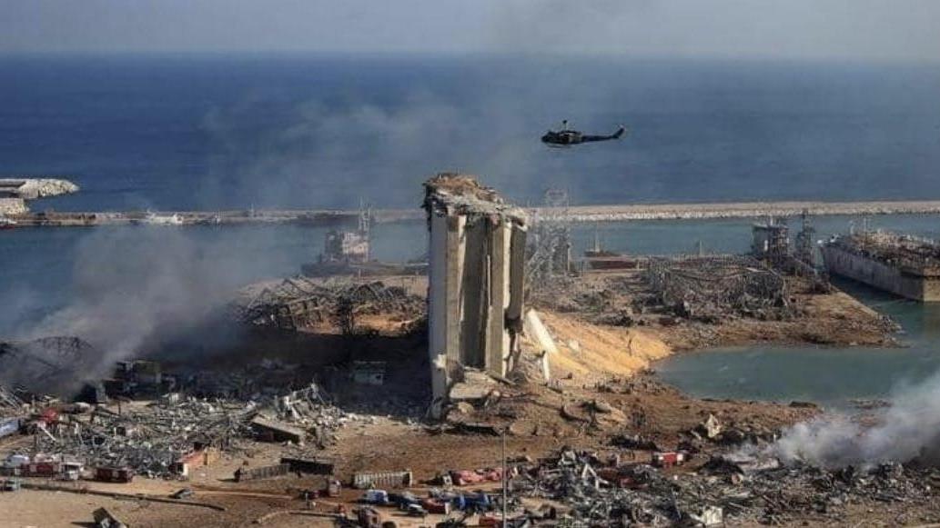 皇冠app下载:大爆炸之后 贝鲁特口岸码头下周将逐渐恢复使用 第1张