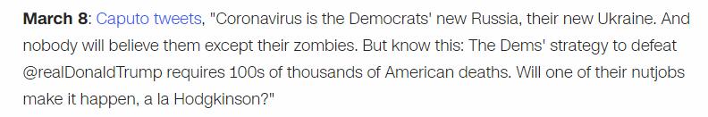 删掉推文删不掉争议!CNN发现,美卫生部新发言人多次揭晓贬损中国言论,最近疯狂删推