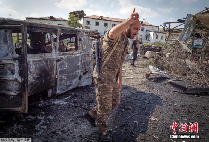 联合国安理会商议纳卡局势 吁亚阿双方遵守停火协议
