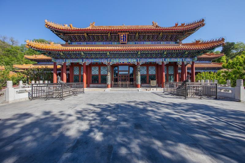 北京市属公园游览场所下周二起全面开放限流比例上调至50%