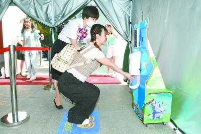 北京:下周一起幼儿园陆续开园,小朋友在园可不戴口罩