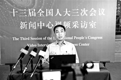 全国人大代表王铮:将学生生涯规划教育融入整个高中学习过程中