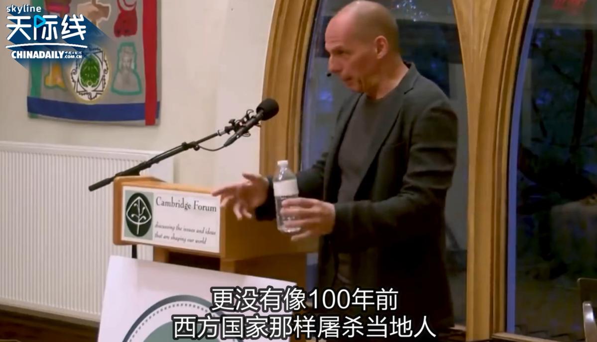 希腊前财长:中国在非洲的投资建设可比100年前西方国家的殖民征服人性多了 第2张