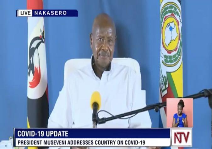 烏干達宣布新的防疫措施 解禁公共交通