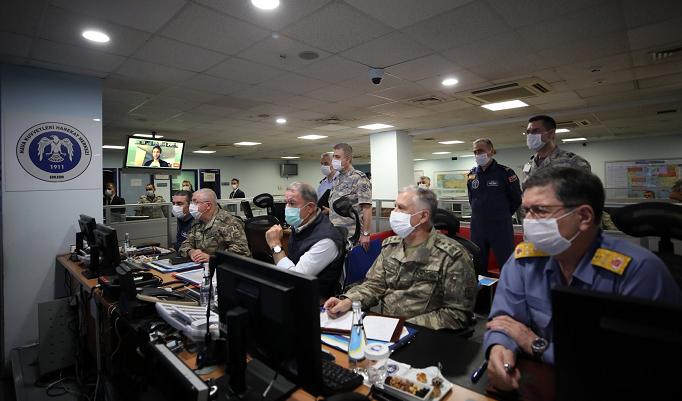 """联博api:土耳其提议""""鹰爪""""行动 摧毁伊拉克北部81个目的"""
