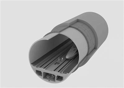 世界最長海底高鐵隧道技術方案出爐