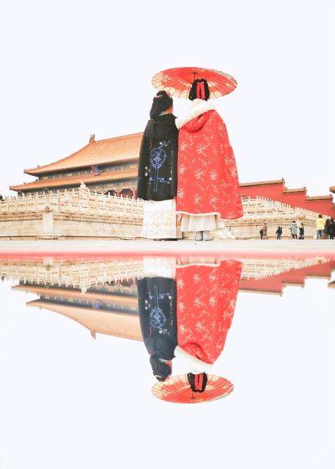 世界文化遗产:北京故宫,六百年巍巍紫禁城