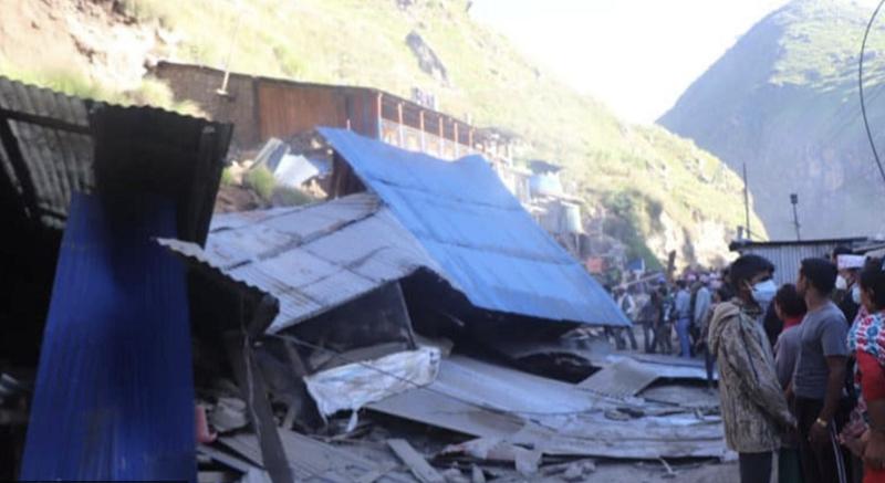 皇冠官网手机版:尼泊尔西部发生山体滑坡 已致1名儿童殒命 第1张