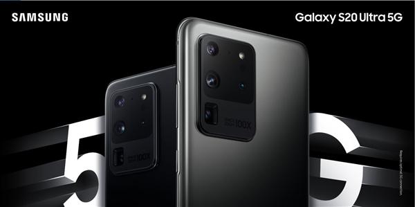 三星刚刚发布的三款Galaxy S20系列手机均支持120Hz屏幕刷新率