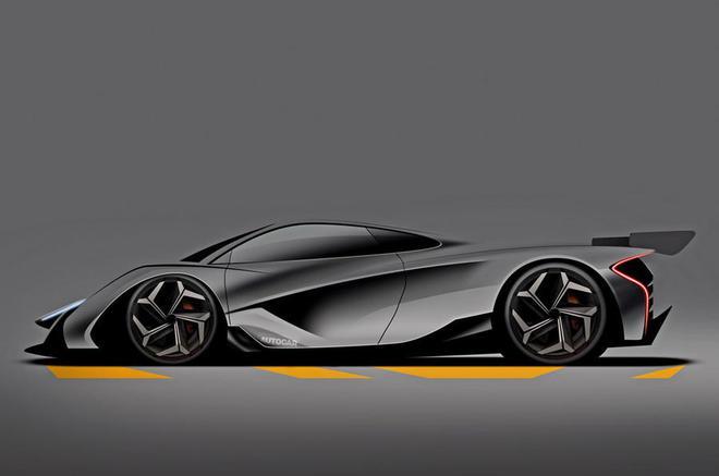 新一代迈凯伦P1 搭载混合动力有望推出