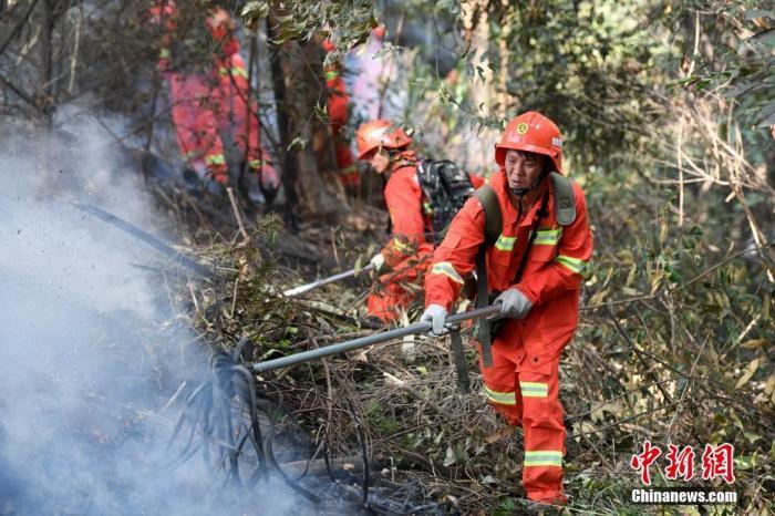 国家森防指办公室:疫情防控期间防灭火意识不能放松