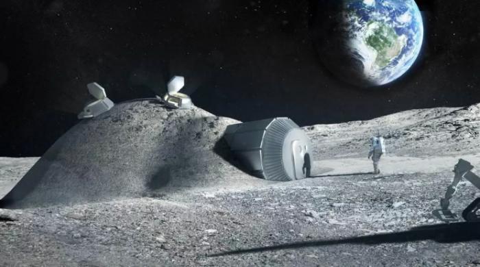宇航员有望能使用自己的尿液来建造未来的月球栖息地