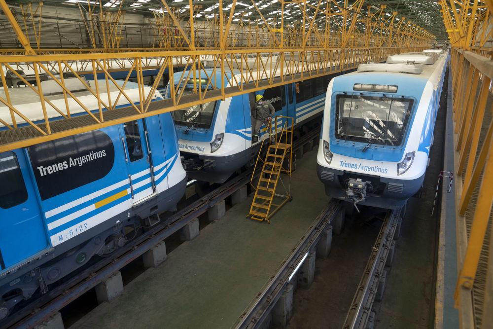 """allbet6.com:""""列车运维无小事""""--中国技术人员保障阿根廷城际铁路运营 第1张"""