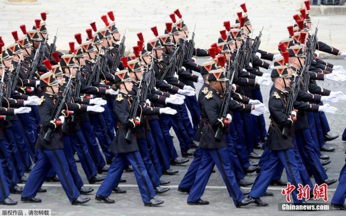 allbet注册:不一样的法国国庆仪式:无传统阅兵、医护代表受邀 第1张
