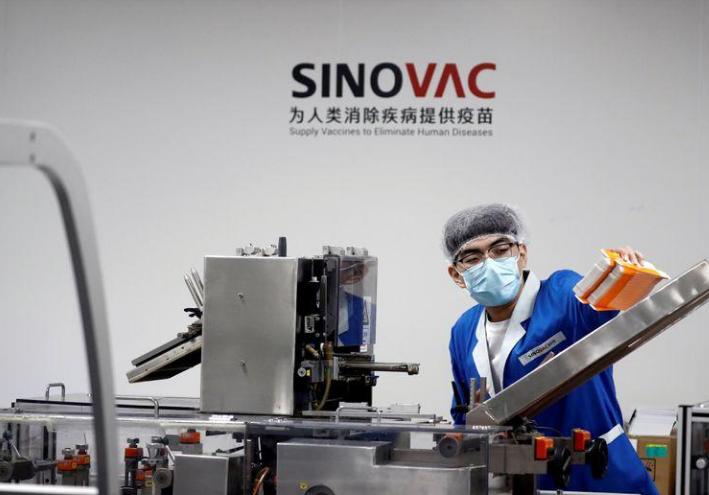 土耳其卫生部:将购置至少1000万剂中国新冠疫苗